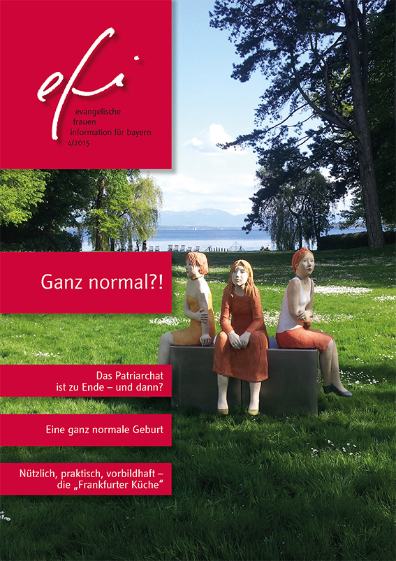 efi Ganz normal? Cover