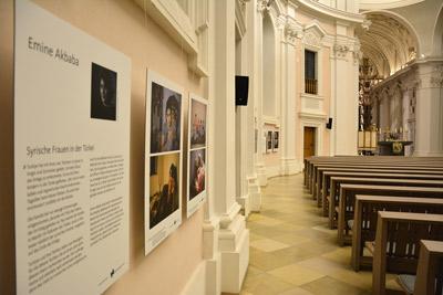 Ausstellung Lagois Egidienkirche Nürnberg